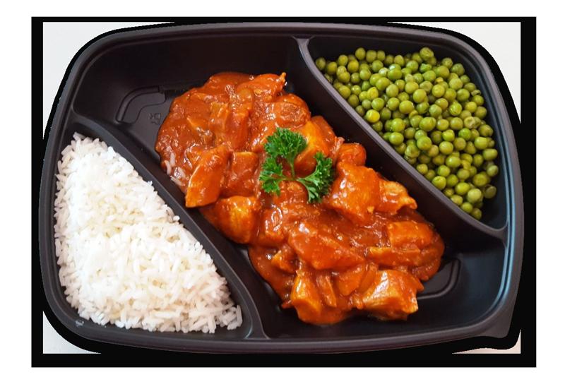 goulash-van-kipfilet-met-rijst-en-doperwten